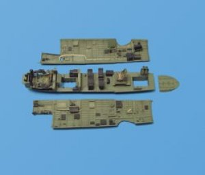 Beaufighter TF Mk.X interier set - Tamiy