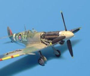 Spitfire Mk.IX detail engine set - Haseg  (Vista 1)