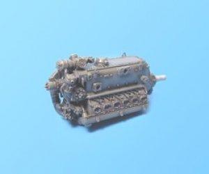 DB 605 A/B german engine  (Vista 1)