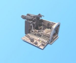 Ki 100-Ia (ko) cockpit set – Hasegawa  (Vista 1)