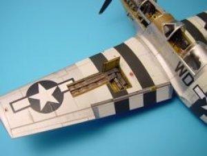 P-51B/C Mustang gun bay  (Vista 1)