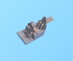 Focke-Wulf Fw 190D cockpit set - Hasegaw  (Vista 1)
