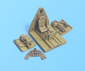 F6F-3/5 HELLCAT cockpit set - ACADEMY  (Vista 1)
