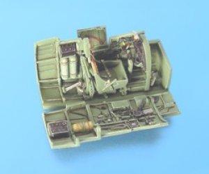 Supermatine SPITFIRE Mk. I cockpit set -  (Vista 1)