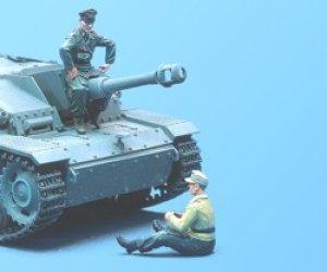 Lt. Straub y Fotografo 1944  (Vista 1)