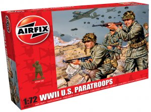 WWII US Paratroops  (Vista 1)