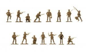 WWII British Infantry N. Europe  (Vista 2)