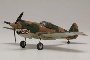 Curtiss Hawk 81-A-2   (Vista 2)