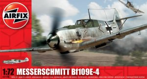 Messerschmitt BF109E  (Vista 1)