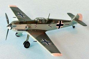 Messerschmitt BF109E  (Vista 2)