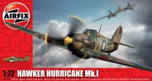 Hawker Hurricane MK1  (Vista 1)