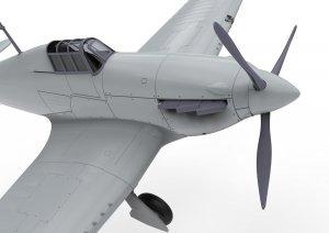 Hawker Hurricane MK1  (Vista 3)