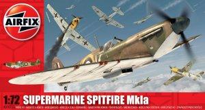 Supermarine Spitfire MkIa  (Vista 1)