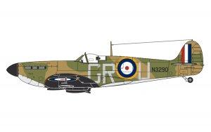 Supermarine Spitfire MkIa  (Vista 2)