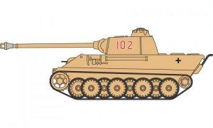 Panther Tank   (Vista 4)