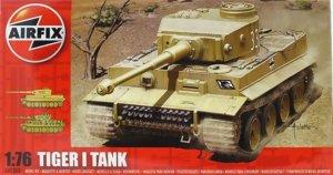 Tiger I Tank  (Vista 1)