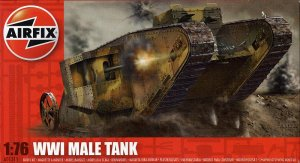 Male Tank  - Ref.: AIRF-01315