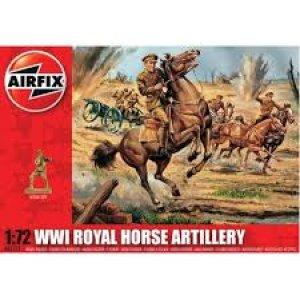 Artilleria a caballo WWI  (Vista 1)