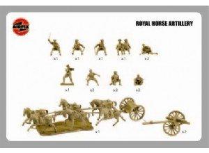 Artilleria a caballo WWI  (Vista 2)