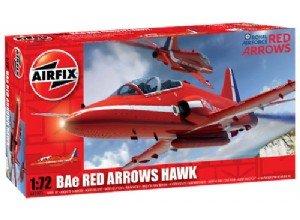 Red BAe Hawk Flechas   (Vista 1)