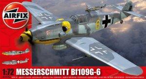 Messerschmitt Bf109G-6  (Vista 1)