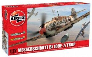 Messerschmitt BF109E Tropical  (Vista 1)