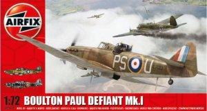 Boulton Paul Defiant Mk.1  (Vista 1)