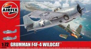 Grumman F4F-4 Wildcat   (Vista 1)