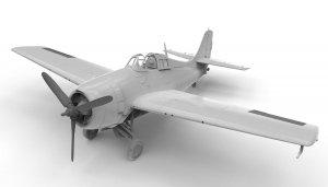 Grumman F4F-4 Wildcat   (Vista 2)