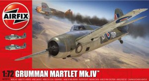 Grumman Martlet Mk.IV  (Vista 1)