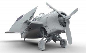 Grumman Martlet Mk.IV  (Vista 2)