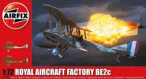 Royal Aircraft Factory BE2c - Night Figh  (Vista 1)