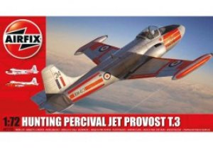 Hunting Percival Jet Provost T.3/T.3a  (Vista 1)