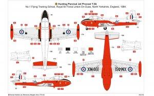 Hunting Percival Jet Provost T.3/T.3a  (Vista 5)