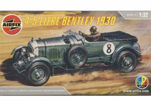 Bentley 1930 4.5 litros