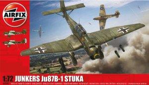 Junkers JU87 Stuka  (Vista 1)