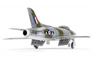 Supermarine Swift F.R. Mk5  (Vista 4)