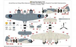 Bristol Beaufighter Mk.X  (Vista 2)