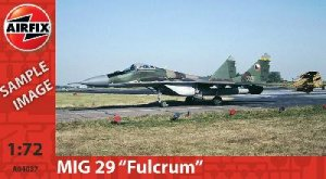MIG 29 Fulcrum  (Vista 1)
