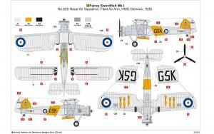 Fairey Swordfish Mk.I  (Vista 2)