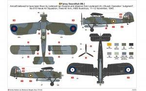 Fairey Swordfish Mk.I  (Vista 3)