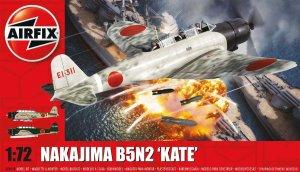 Nakajima B5N2 Kate  (Vista 1)
