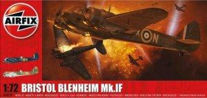 Bristol Blenheim Mk.If  (Vista 1)
