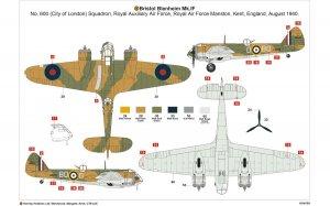Bristol Blenheim Mk.If  (Vista 2)