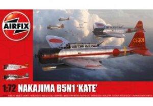Nakajima B5N1 Kate  (Vista 1)
