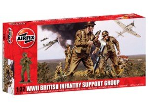 British Infantry Support Set