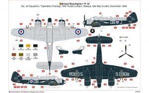 Bristol Beaufighter Mk.X  (Vista 6)