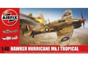 Hawker Hurricane Mk.I - Tropica  (Vista 1)