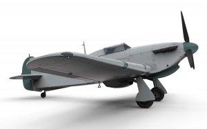 Hawker Hurricane Mk.I - Tropica  (Vista 2)