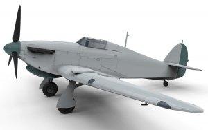 Hawker Hurricane Mk.I - Tropica  (Vista 3)